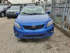 Toyota Corolla 2009 Blue   Cars for sale in Lagos State, Amuwo-Odofin