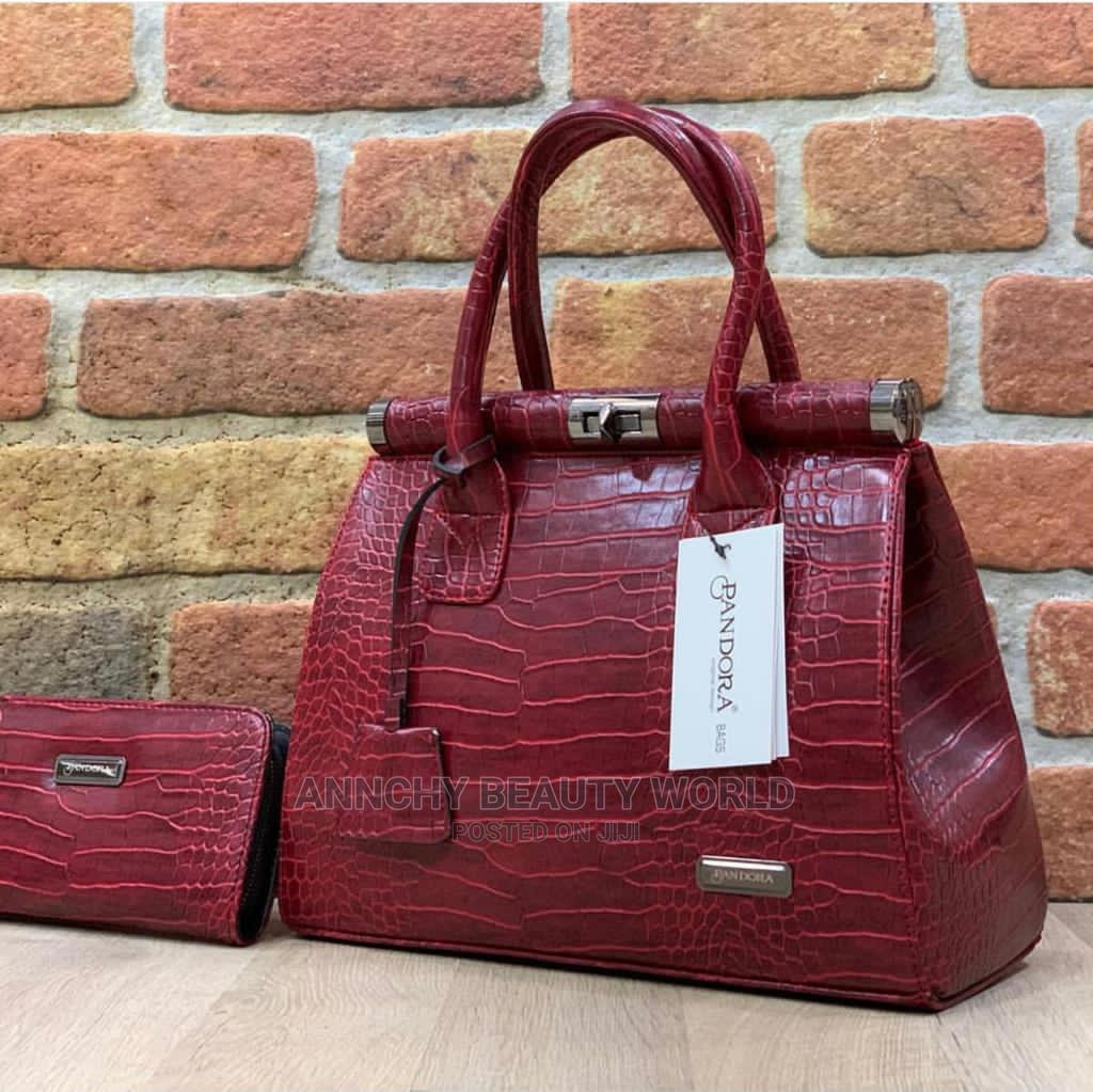 Pure Leather Bag   Bags for sale in Yaba, Lagos State, Nigeria