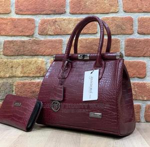 Pure Leather Bag | Bags for sale in Lagos State, Yaba