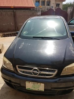 Opel Zafira 2003 Black   Cars for sale in Lagos State, Surulere