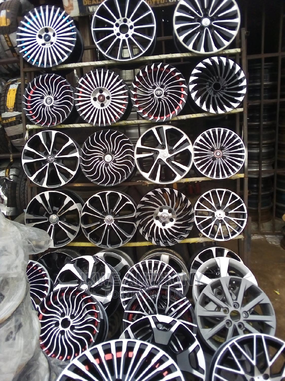 New Design of Wheels
