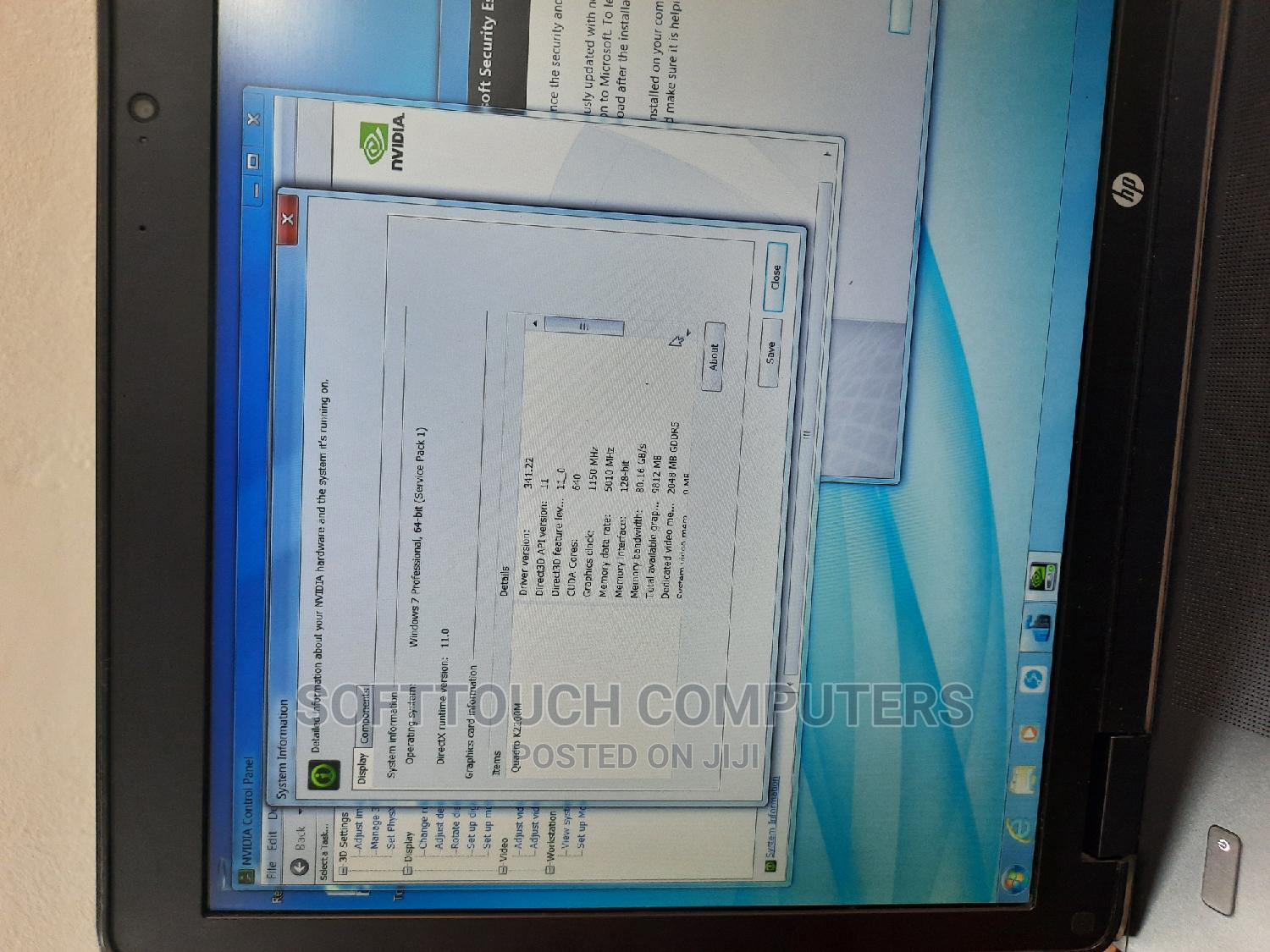 Laptop HP 240 G5 16GB Intel Core I7 HDD 1T   Laptops & Computers for sale in Wuse, Abuja (FCT) State, Nigeria