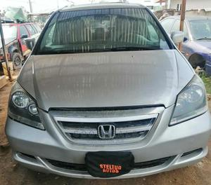 Honda Odyssey 2005 Silver | Cars for sale in Rivers State, Port-Harcourt