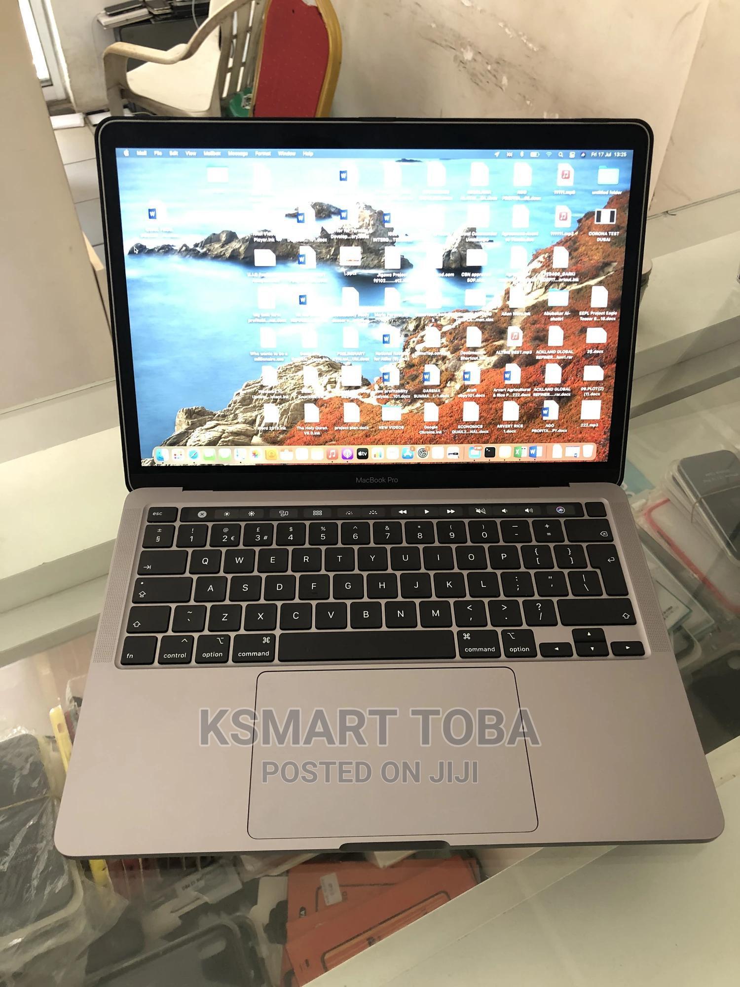 Archive: Laptop Apple MacBook Pro 2020 8GB Intel Core I5 SSD 256GB