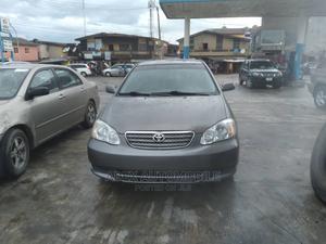 Toyota Corolla 2003 Sedan Automatic Gray | Cars for sale in Lagos State, Magodo