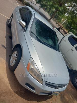 Honda Accord 2007 Sedan EX Silver | Cars for sale in Kwara State, Ilorin South