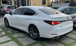Lexus ES 2019 350 F Sport FWD White | Cars for sale in Lagos State, Lekki