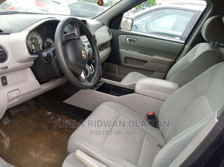 Honda Pilot 2011 Blue   Cars for sale in Yaba, Lagos State, Nigeria
