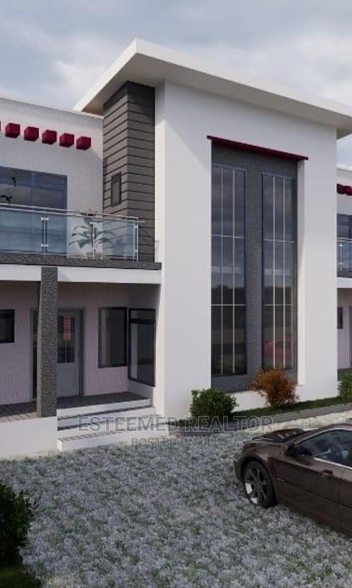 3 4bedrooms Terrace Duplex in Life Camp