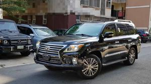 Lexus LX 2015 570 Base Black   Cars for sale in Lagos State, Lekki
