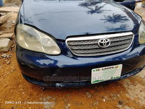 Toyota Corolla 2006 LE Blue | Cars for sale in Lagos State, Magodo