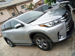 Toyota Highlander 2018 Silver | Cars for sale in Lagos State, Amuwo-Odofin