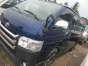 Toyota Hiace 2010 Blue | Buses & Microbuses for sale in Lagos State, Apapa