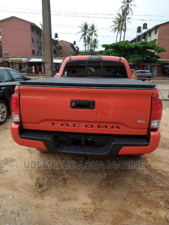 Toyota Tacoma 2016 4dr Double Cab | Cars for sale in Amuwo-Odofin, Lagos State, Nigeria