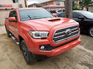 Toyota Tacoma 2016 4dr Double Cab | Cars for sale in Lagos State, Amuwo-Odofin