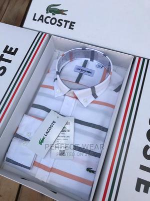 Lacoste Designer Shirt for Men   Clothing for sale in Lagos State, Lagos Island (Eko)