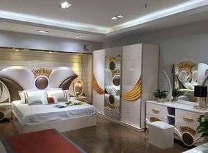 Executive Royal Bed 6by7 Size With 3doors Sliding Wardrobe   Furniture for sale in Lagos State, Ajah