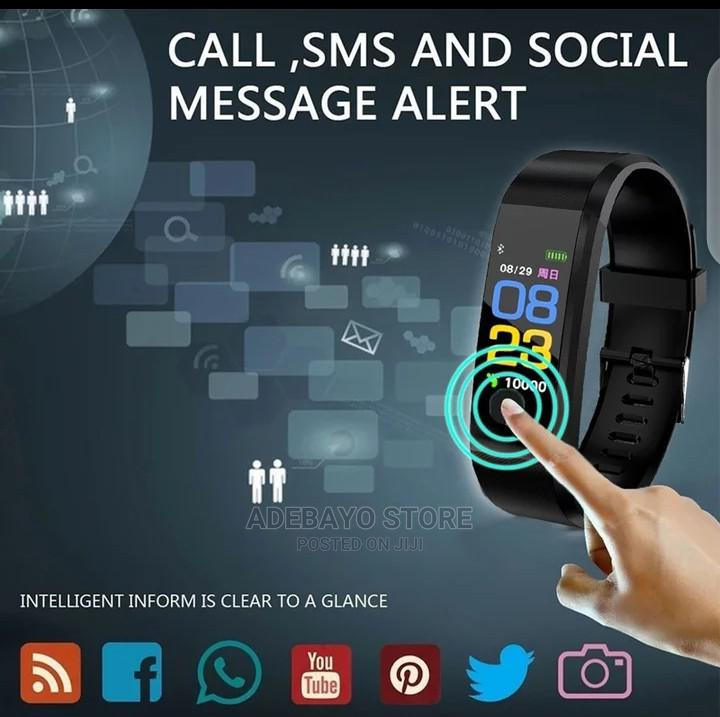 Wrist Band Watch | Smart Watches & Trackers for sale in Ikorodu, Lagos State, Nigeria