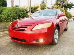 Toyota Camry 2008 2.4 LE Red | Cars for sale in Lagos State, Ikeja