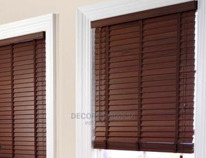 Wooden Window Blinds   Home Accessories for sale in Lagos State, Surulere