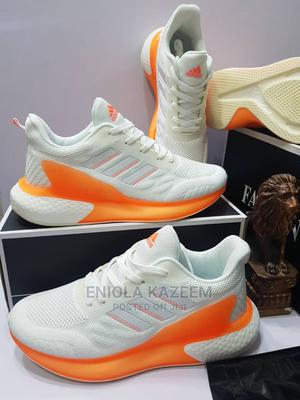 Original Designer Leather Sneakers Adidas Available For U | Shoes for sale in Lagos State, Lagos Island (Eko)