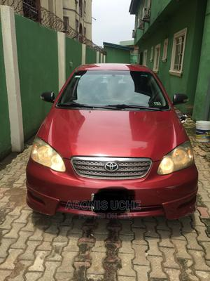 Toyota Corolla 2005 S Red   Cars for sale in Imo State, Owerri
