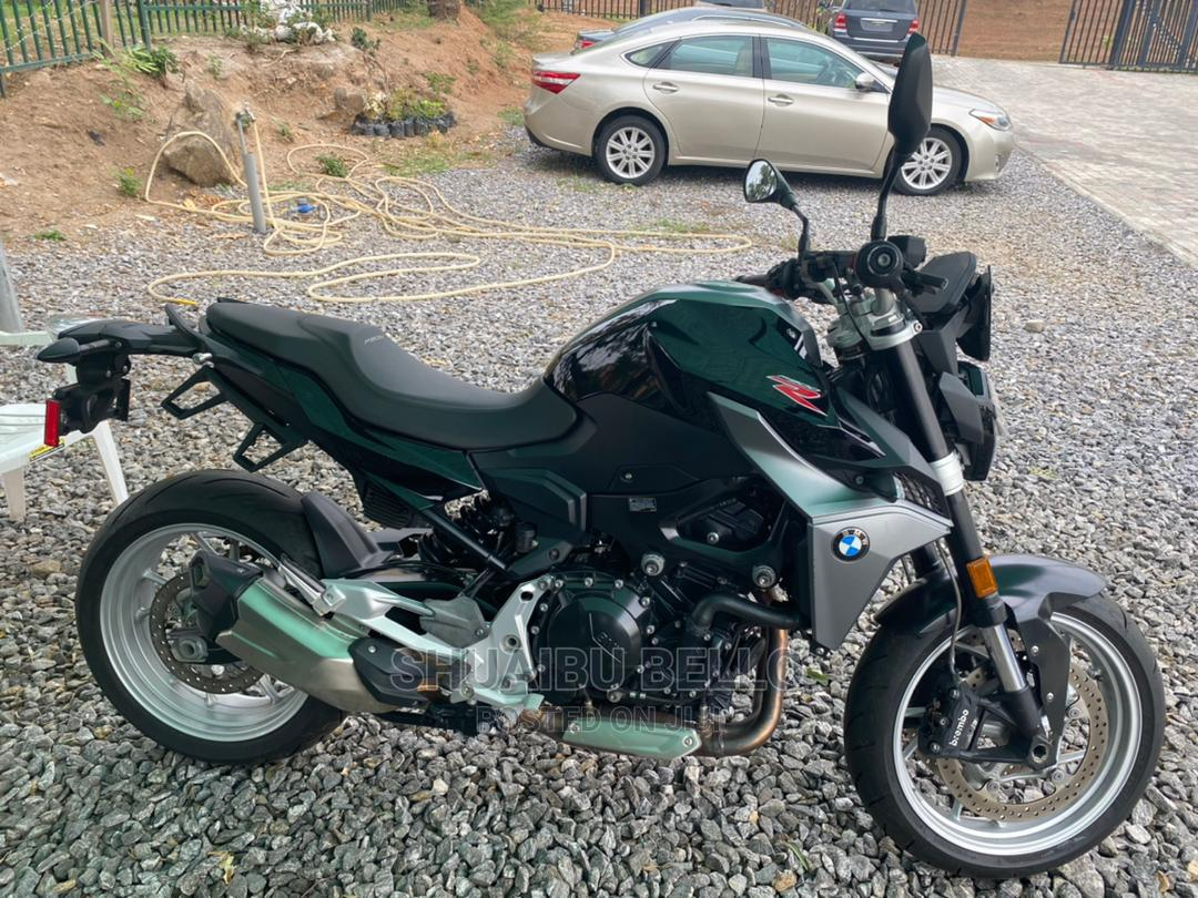 New BMW Sport 2020 Black   Motorcycles & Scooters for sale in Central Business Dis, Abuja (FCT) State, Nigeria