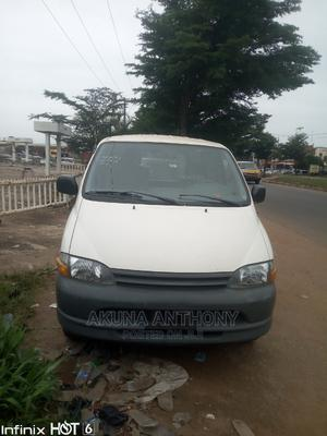 Toyota Hiace 2003 White | Buses & Microbuses for sale in Lagos State, Alimosho