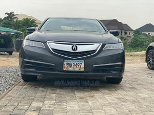 Acura TLX 2015 V6 FWD (3.5L 6cyl 9A) Black   Cars for sale in Abuja (FCT) State, Central Business Dis