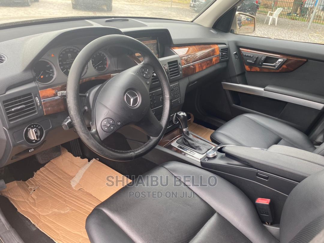 Mercedes-Benz GLK-Class 2011 350 Gold