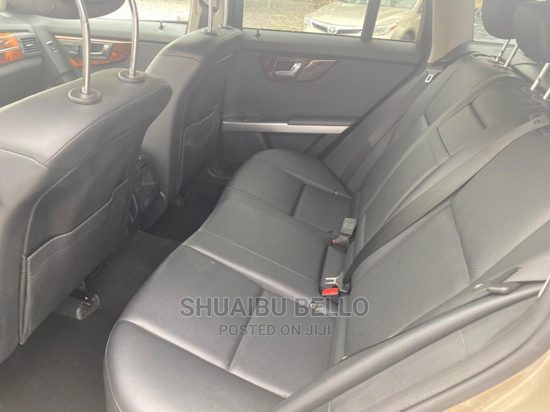 Mercedes-Benz GLK-Class 2011 350 Gold   Cars for sale in Central Business Dis, Abuja (FCT) State, Nigeria