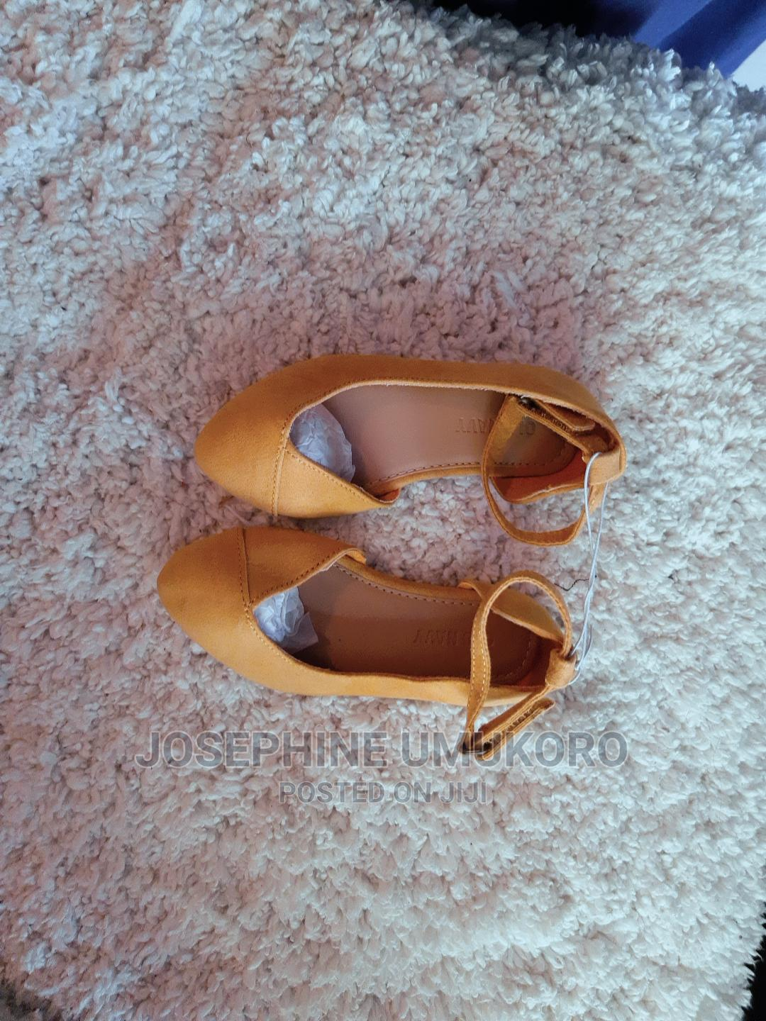 Yellow Ballet Shoes | Children's Shoes for sale in Isolo, Lagos State, Nigeria