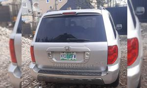 Honda Pilot 2004 Silver | Cars for sale in Lagos State, Maryland
