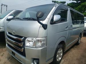 Toyota Hiace Bus 2010 Ash Colour | Buses & Microbuses for sale in Lagos State, Apapa