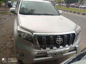 Toyota Land Cruiser Prado 2014 VX Silver | Cars for sale in Lagos State, Surulere
