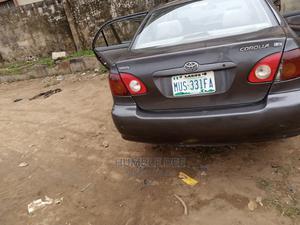 Toyota Corolla 2004 1.6 Luna Gray   Cars for sale in Lagos State, Abule Egba