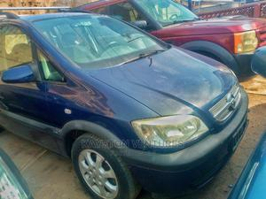 Opel Zafira 2003 Blue   Cars for sale in Lagos State, Alimosho