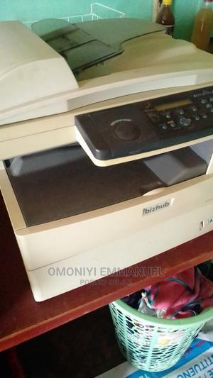 Bizhub 131f, A4 Printer   Printers & Scanners for sale in Ondo State, Akure