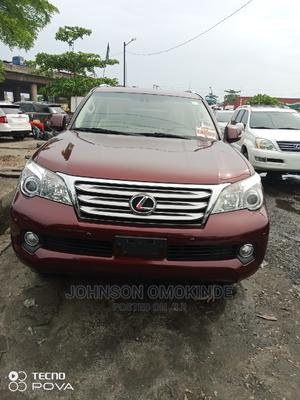 Lexus GX 2014 460 Luxury Red | Cars for sale in Lagos State, Apapa
