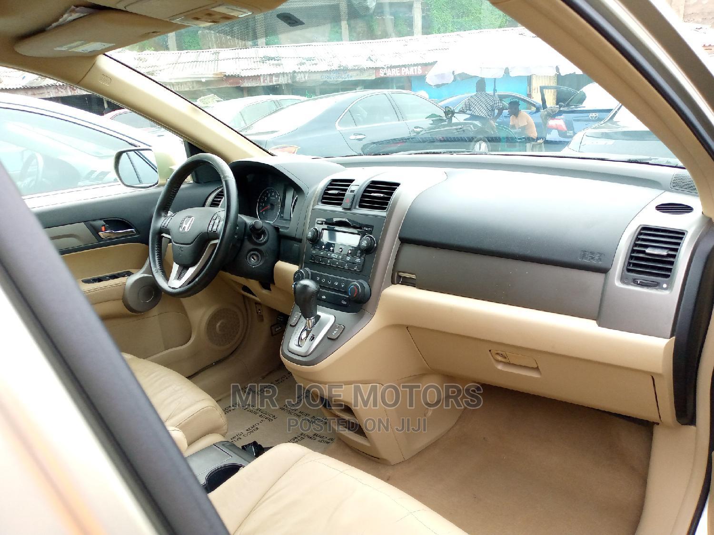 Archive: Honda CR-V 2008 Gold