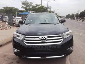 Toyota Highlander 2013 3.5L 4WD Black | Cars for sale in Lagos State, Ikeja
