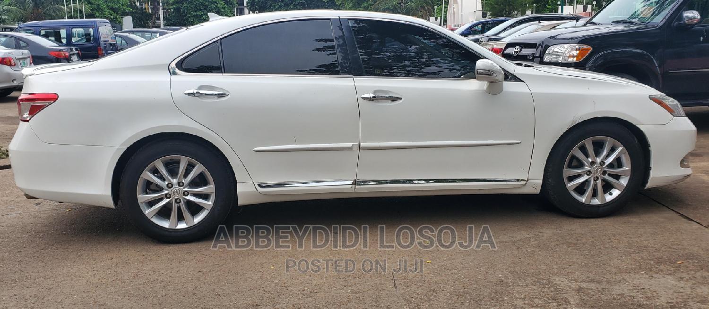 Lexus ES 2010 350 White | Cars for sale in Alimosho, Lagos State, Nigeria