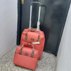 Red Portable Luggage Box | Bags for sale in Lagos State, Ikeja