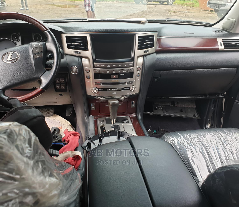 Lexus LX 2014 570 Base Gray | Cars for sale in Amuwo-Odofin, Lagos State, Nigeria