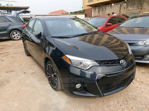 Toyota Corolla 2015 Black   Cars for sale in Lagos State, Ikeja
