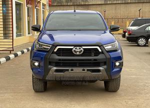 New Toyota Hilux 2021 Blue   Cars for sale in Abuja (FCT) State, Central Business District