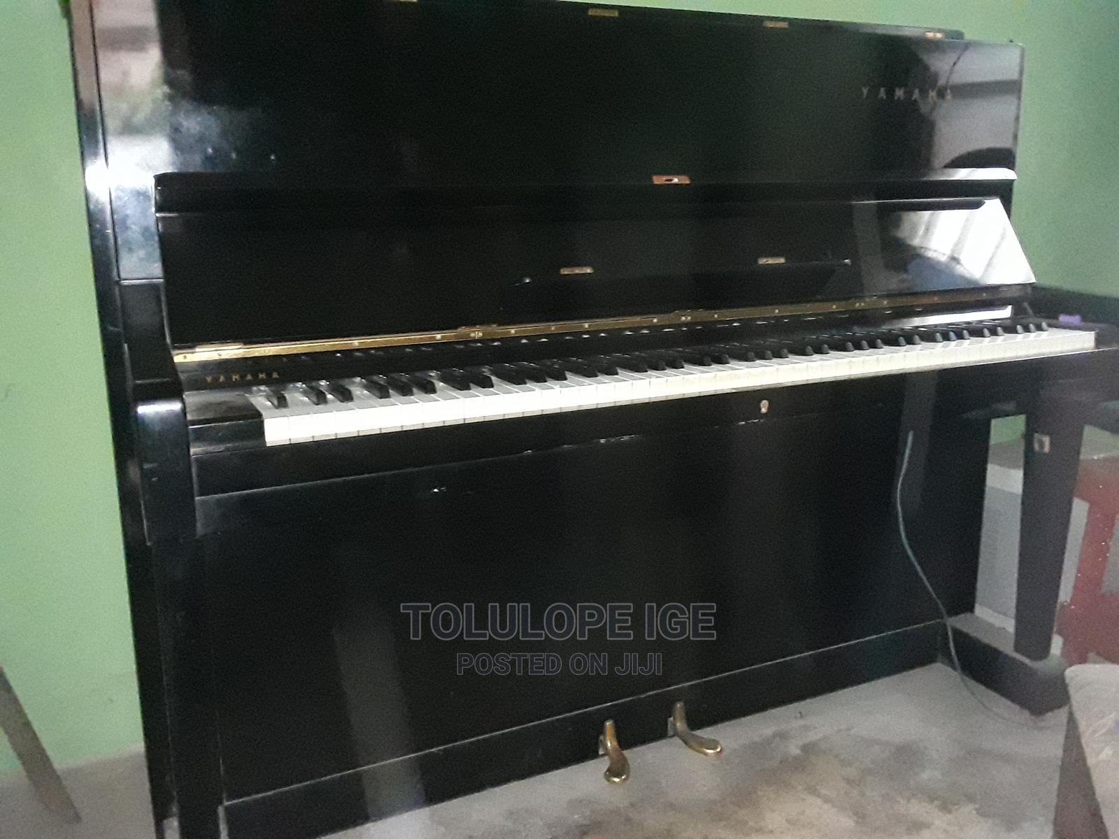 Yamaha Piano | Musical Instruments & Gear for sale in Surulere, Lagos State, Nigeria