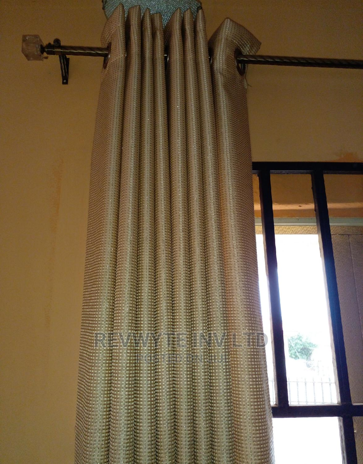 5 Pairs of Thick Foreign Curtain for Sale