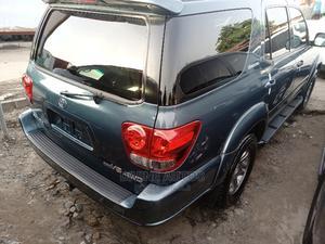 Toyota Sequoia 2007 Gray | Cars for sale in Lagos State, Amuwo-Odofin