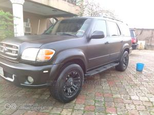 Toyota Sequoia 2004 Black | Cars for sale in Lagos State, Ikotun/Igando